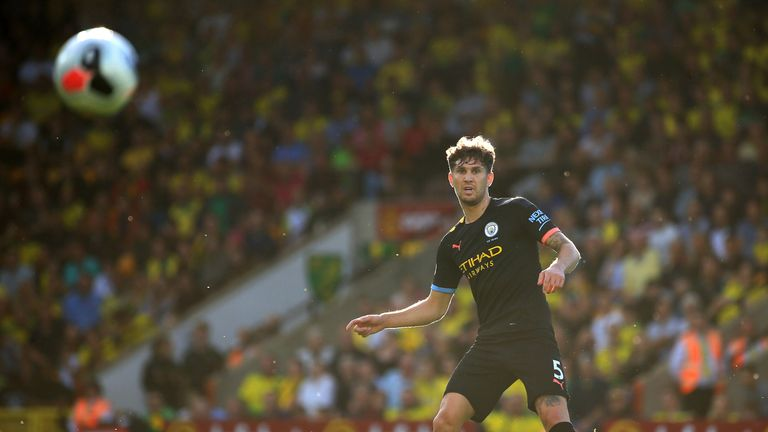 John Stones 'is not a leader' at the back