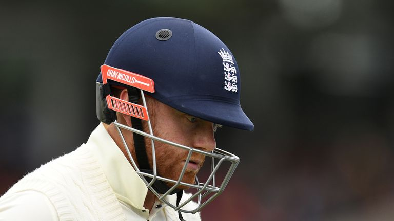 Bairstow scored one fifty in 10 innings during the Ashes