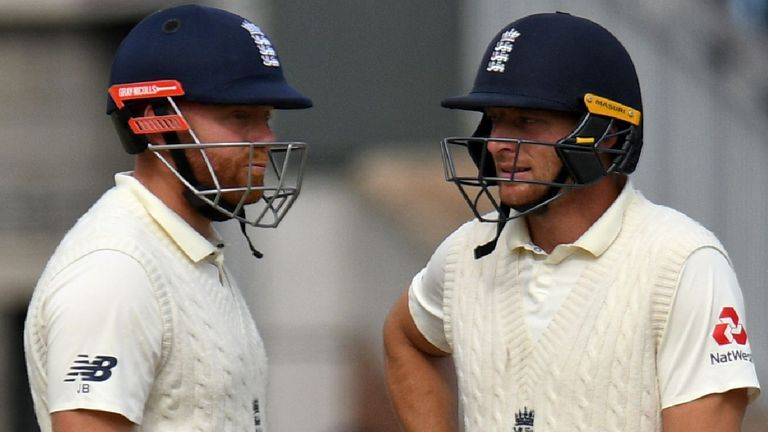 Jonny Bairstow and Jos Buttler - will both, or perhaps neither, make your England Test team for the series opener against West Indies?