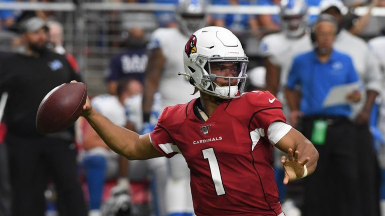 Vince Young was impressed with what he saw from Kyler Murray late in the game on Sunday