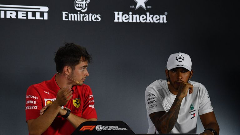 Lewis Hamilton says title chase stopped Charles Leclerc collision | F1 News