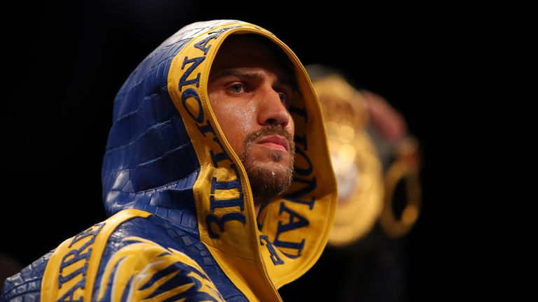 Is Lomachenko your No 1 boxer in the world?