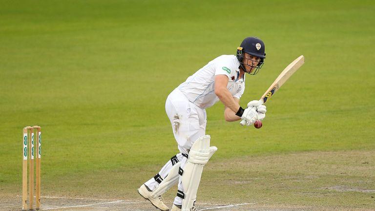 Luis Reece struck 184 against Sussex