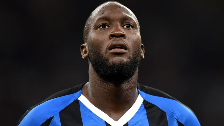 Romelu Lukaku called on social media platforms to do more to tackle racism online