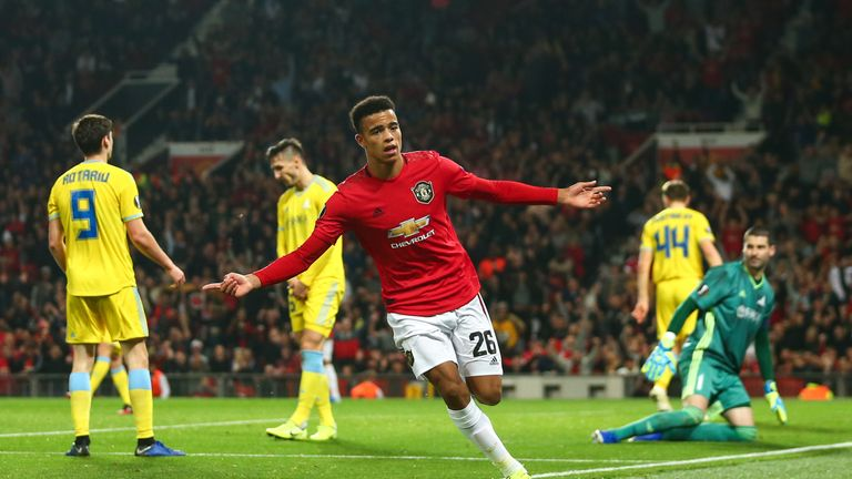 Mason Greenwood: Marcus Rashford says there is a lot more to come from Man Utd's match-winner