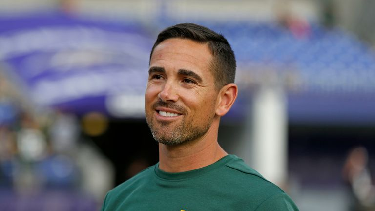 First-year head Matt LaFleur is hoping to rejuvenate a stale Packers offense