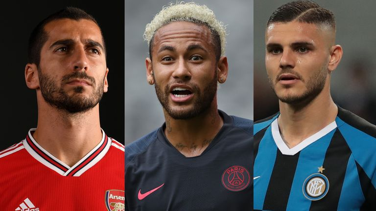 Neymar remains a PSG player, but who secured a move on Deadline Day 2?