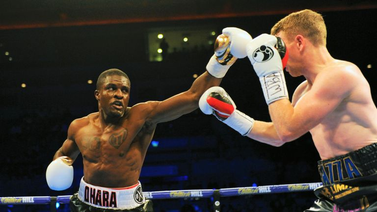 Ohara Davies has entered The Golden Contract tournament