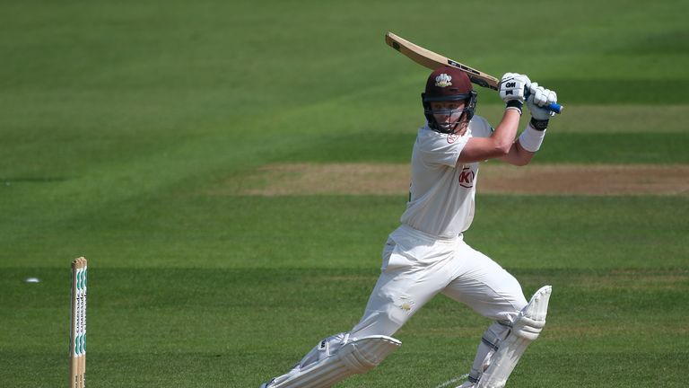 Ollie Pope looks set to go on the Test tour of New Zealand