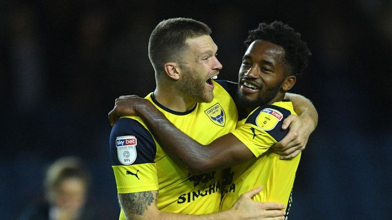 Oxford reach the fourth round for the first time in 22 years