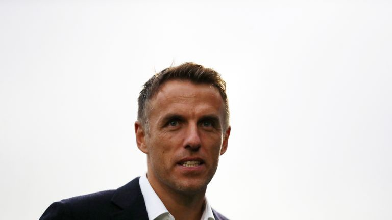 Phil Neville guided England Women to a World Cup semi-final