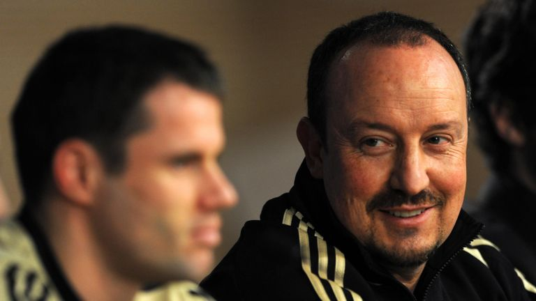 Rafa Benitez's room pairings gave an indication to the team he was going to select