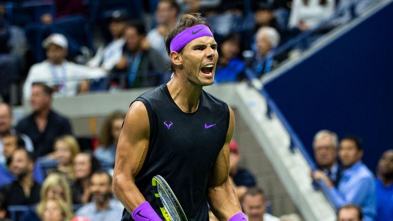 A rampaging Rafael Nadal dismissed Matteo Berrettini to reach the US Open final