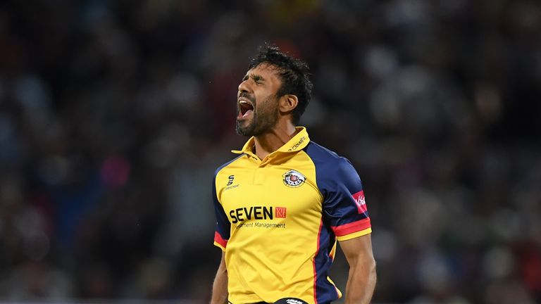 Ravi Bopara has joined Sussex after 18 years with Essex