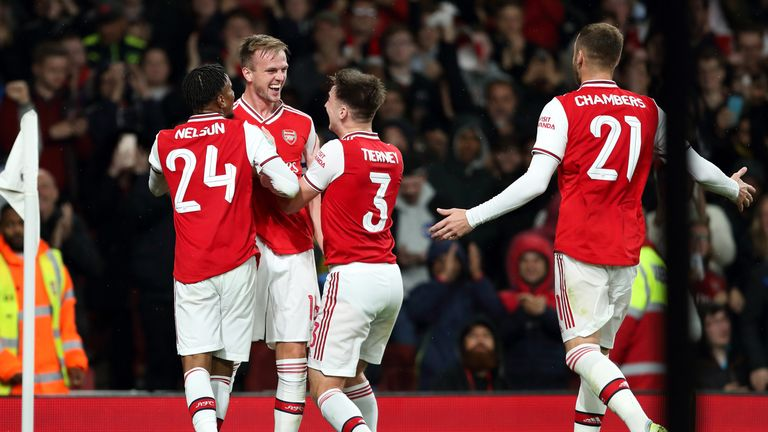 Unai Emery asked Arsenal players to vote for their preferred captain, says Rob Holding