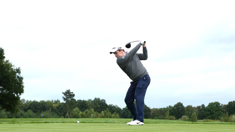 Bob MacIntyre is two behind after a solid 68