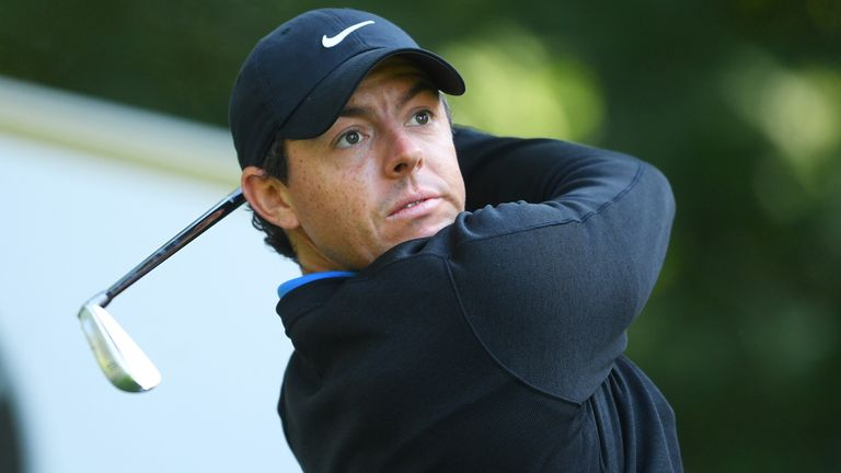 McIlroy made a superb start before it all started to go wrong at the eighth