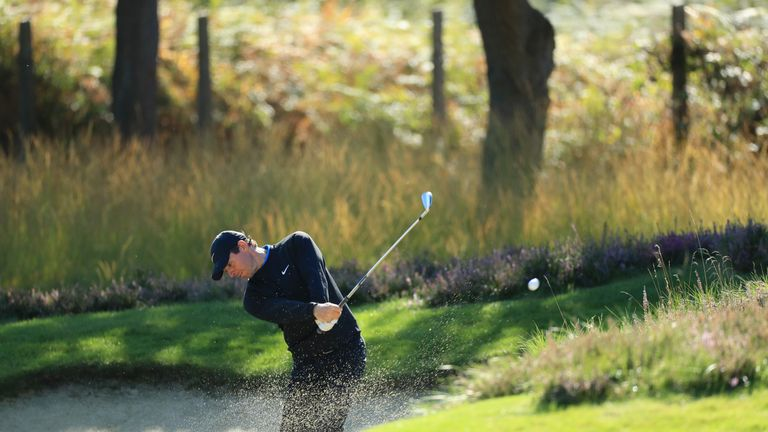 McIlroy's long game unravelled on the back nine