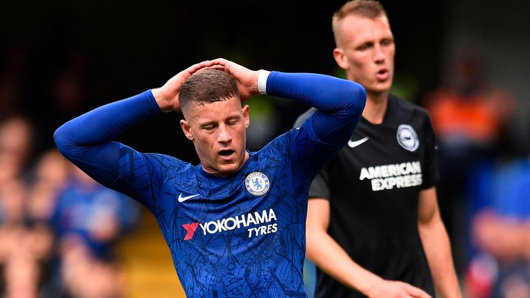 Ross Barkley should have put Chelsea ahead before half-time