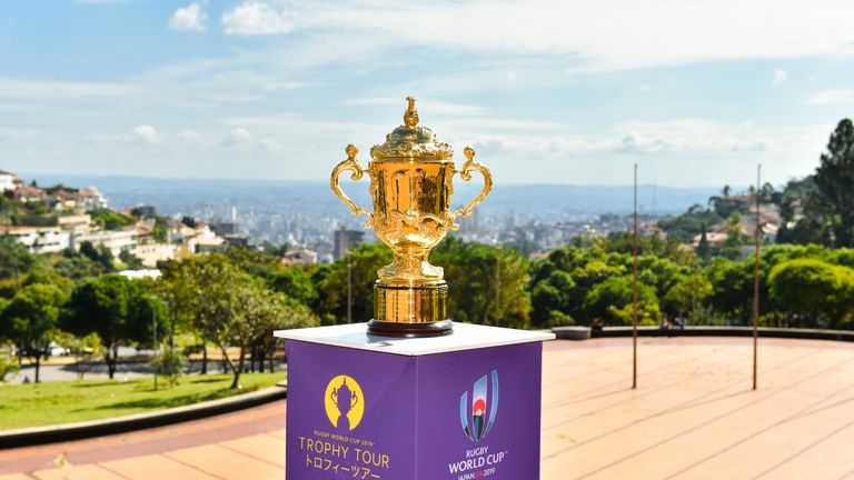 The 2019 Rugby World Cup kicks off in Japan on Friday. Test your knowledge of the competition's stats and history below!