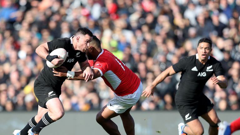 Ryan Crotty will be vital for New Zealand in Japan