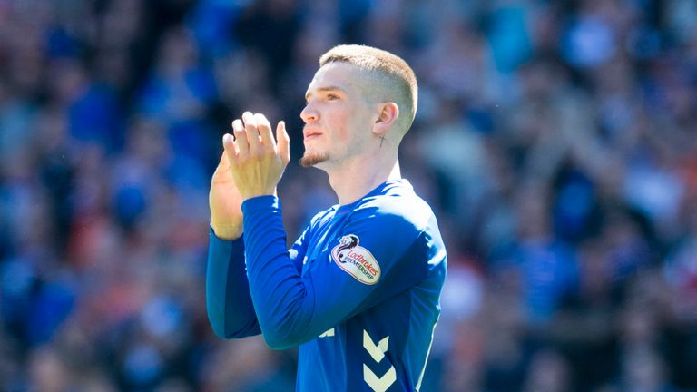 Ryan Kent had hoped to return to Rangers and might now get his wish
