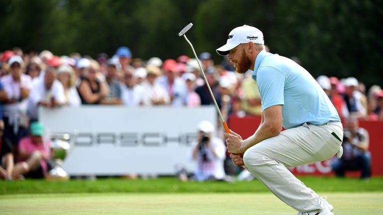 Soderberg missed from 10 feet on the 72nd hole before atoning in the play-off