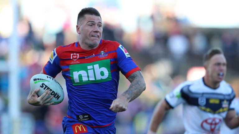Shaun Kenny-Dowall could be heading to Hull KR next year