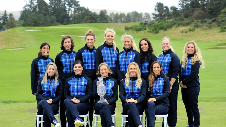 Can Team Europe return to winning ways at the Solheim Cup?