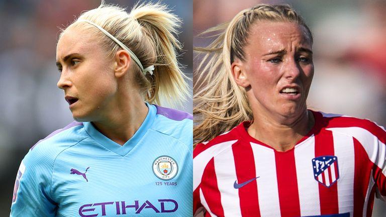Man City, Arsenal and Glasgow City learn Women's Champions League last-16 draw | Football News |