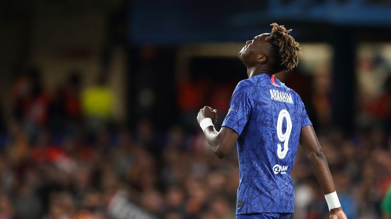 Abraham says Chelsea can use their frustrating Champions League defeat to Valencia as motivation in their clash with Liverpool