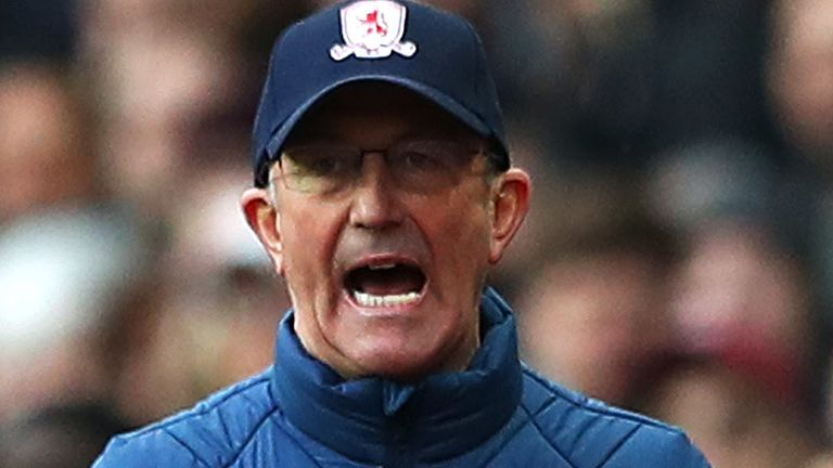 Tony Pulis is being linked with a third spell at Stoke