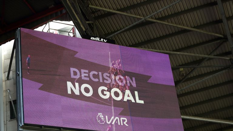 475 incidents have been checked by VAR in 80 Premier League games