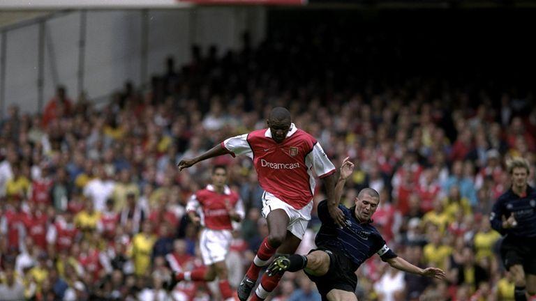Keane described Vieira as his toughest opponent