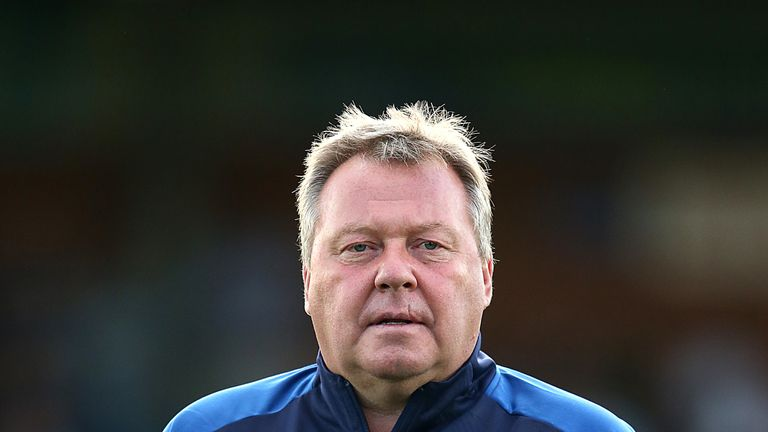 AFC Wimbledon were six points from safety in League One when Downes took charge in December 2018, but he led them to safety on the final day
