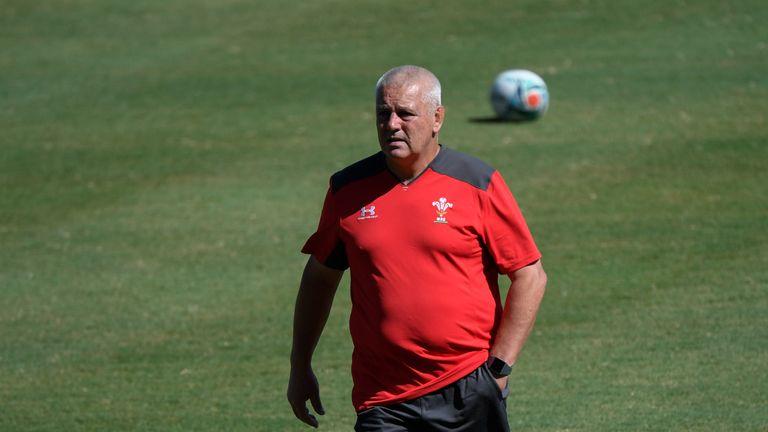 Warren Gatland will name his team to face Fiji on Monday