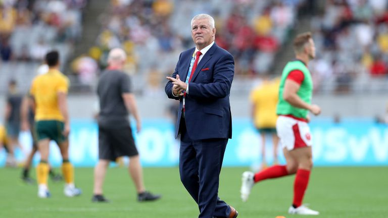 Warren Gatland says opposition coaches are often impressed by Navidi