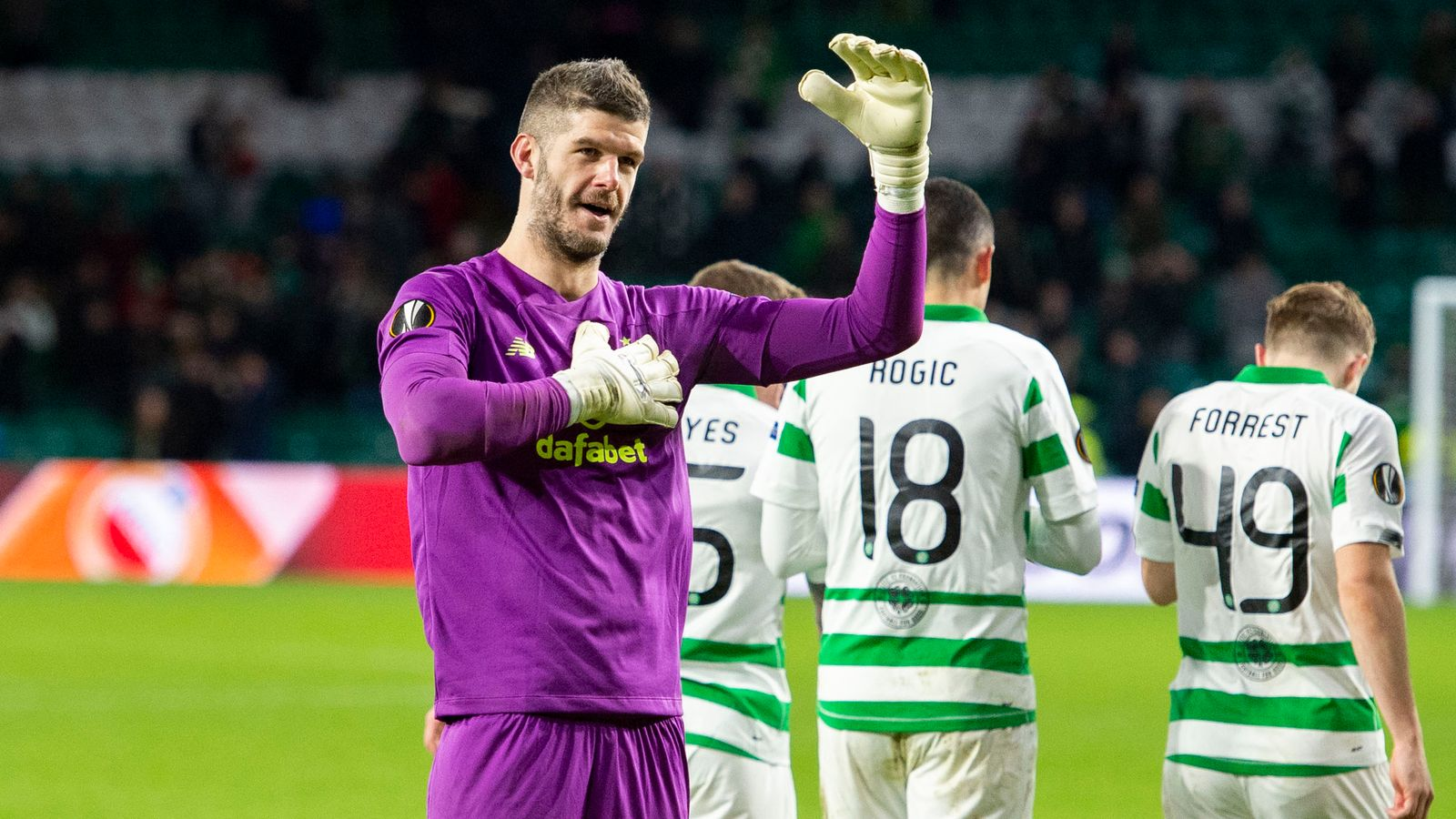 Hasenhuttl rules out Forster recall