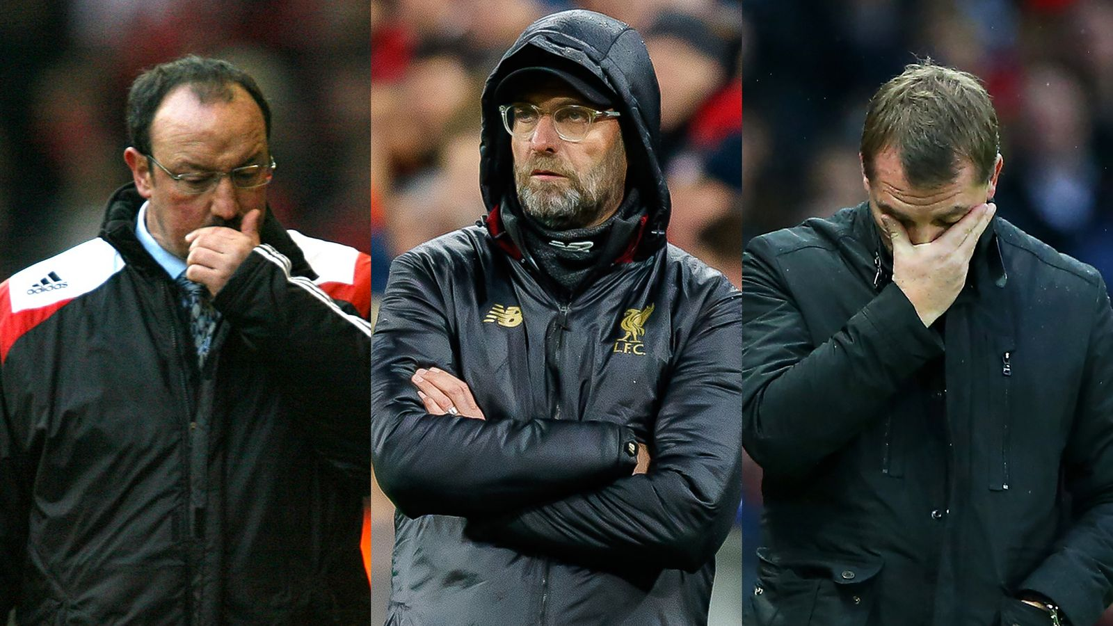 Liverpool's title collapses: What went wrong?