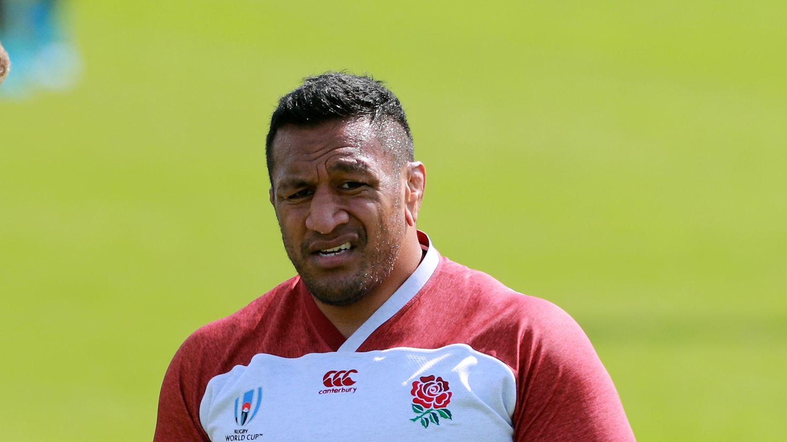 Seis Naciones: Mako Vunipola y Anthony Watson vuelven a Inglaterra, Jack Maunder llamado | Noticias de la Unión de Rugby 65