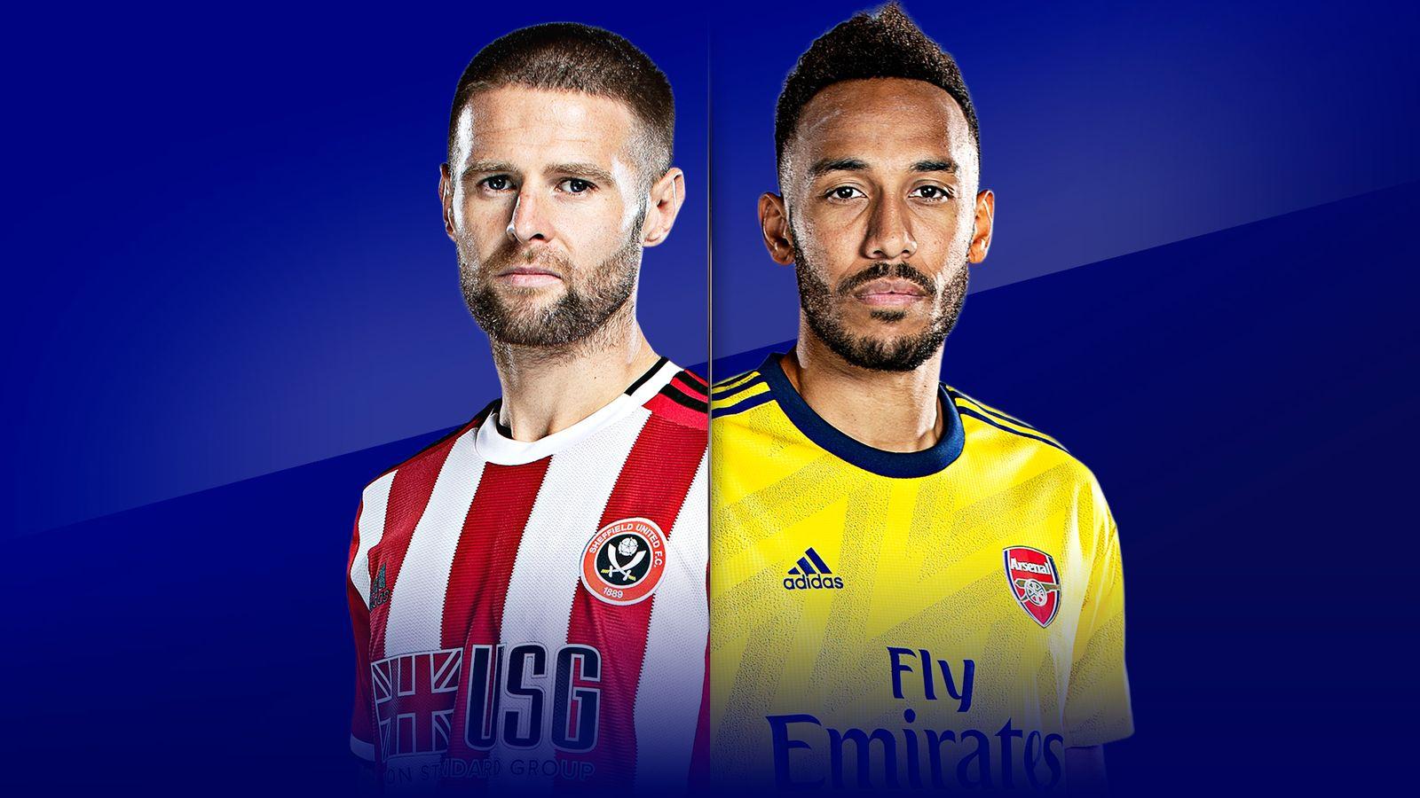 Match Preview - Sheff Utd vs Arsenal | 21 Oct 2019