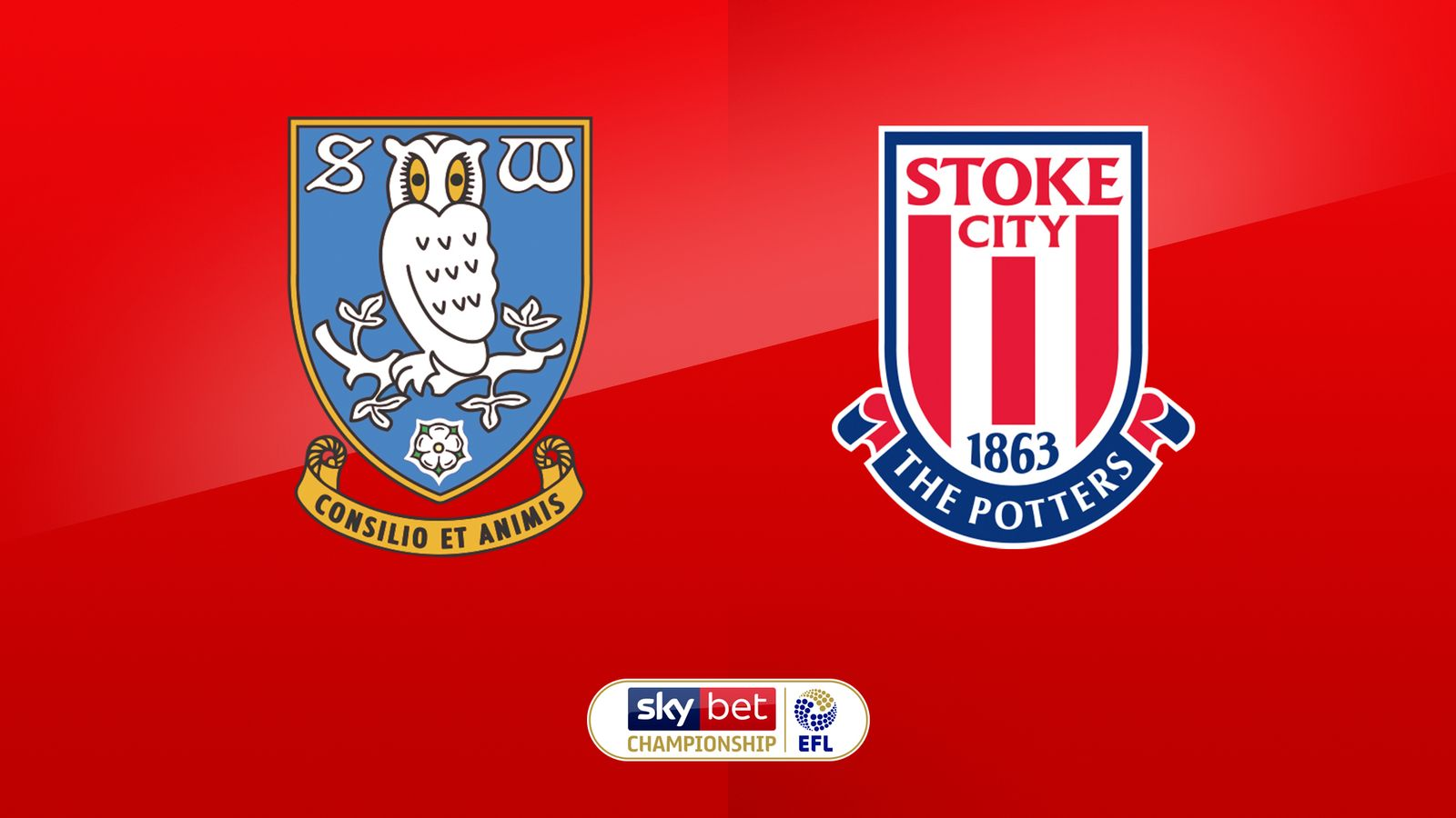 Sheffield Wednesday vs Stoke preview: Championship clash live on Sky Sports Action