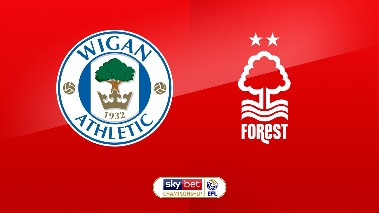 Wigan vs Nottingham Forest preview: Championship clash live on Sky Sports Football