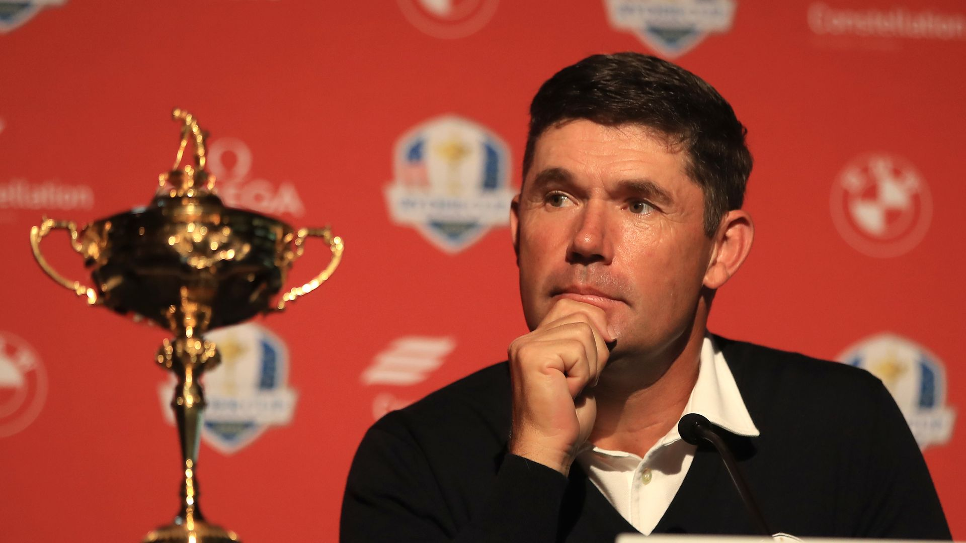Harrington: Don't deny Ryder Cup heroes