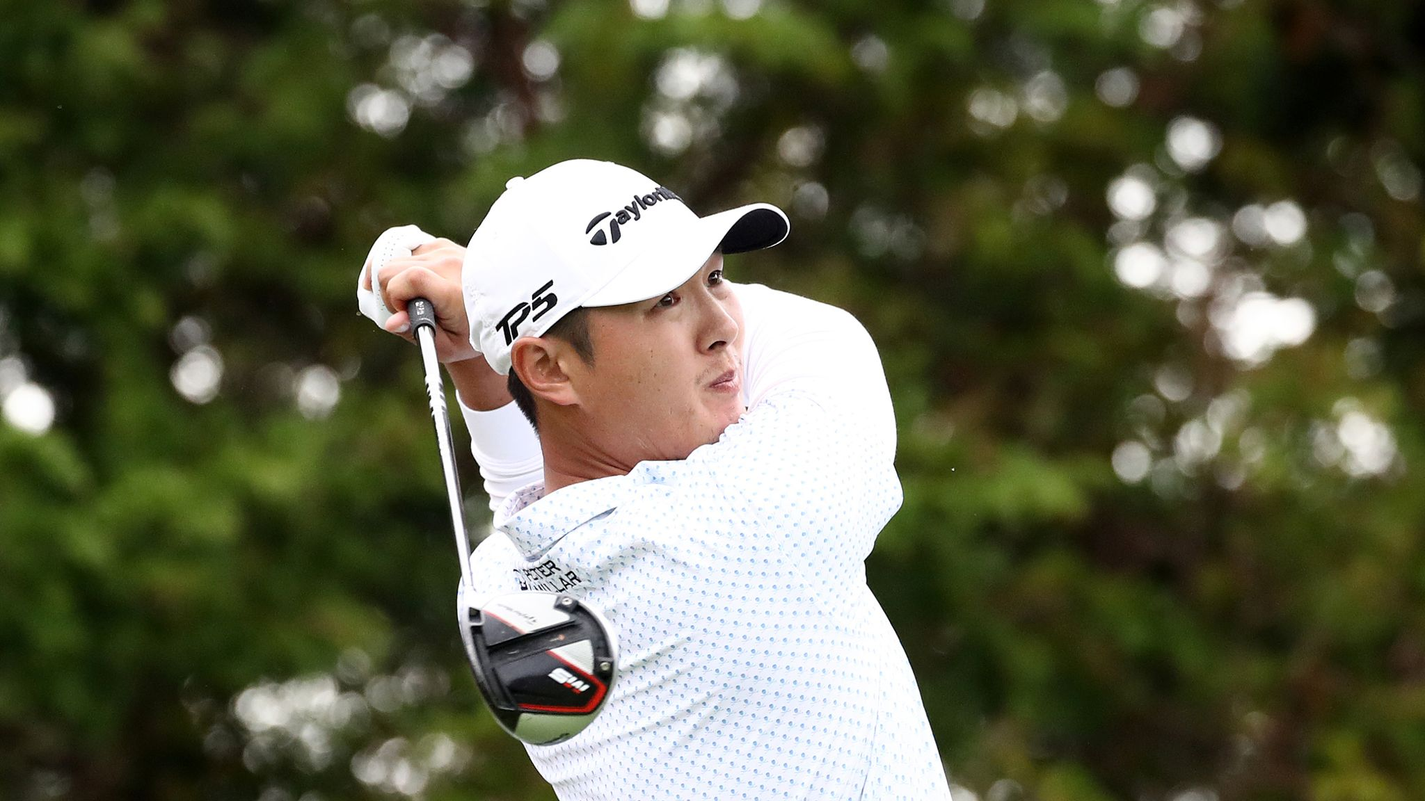 Justin Thomas takes two-shot lead into weekend of CJ Cup in Korea