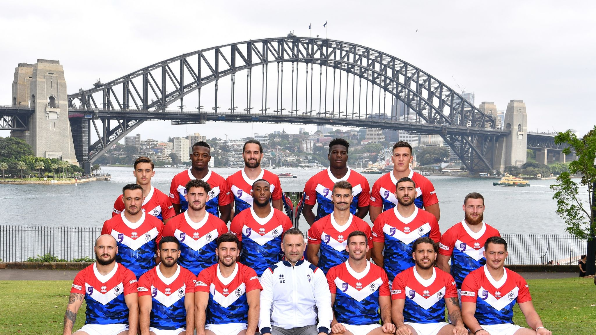 Downer World Cup Nines: Men's squads and ones to watch