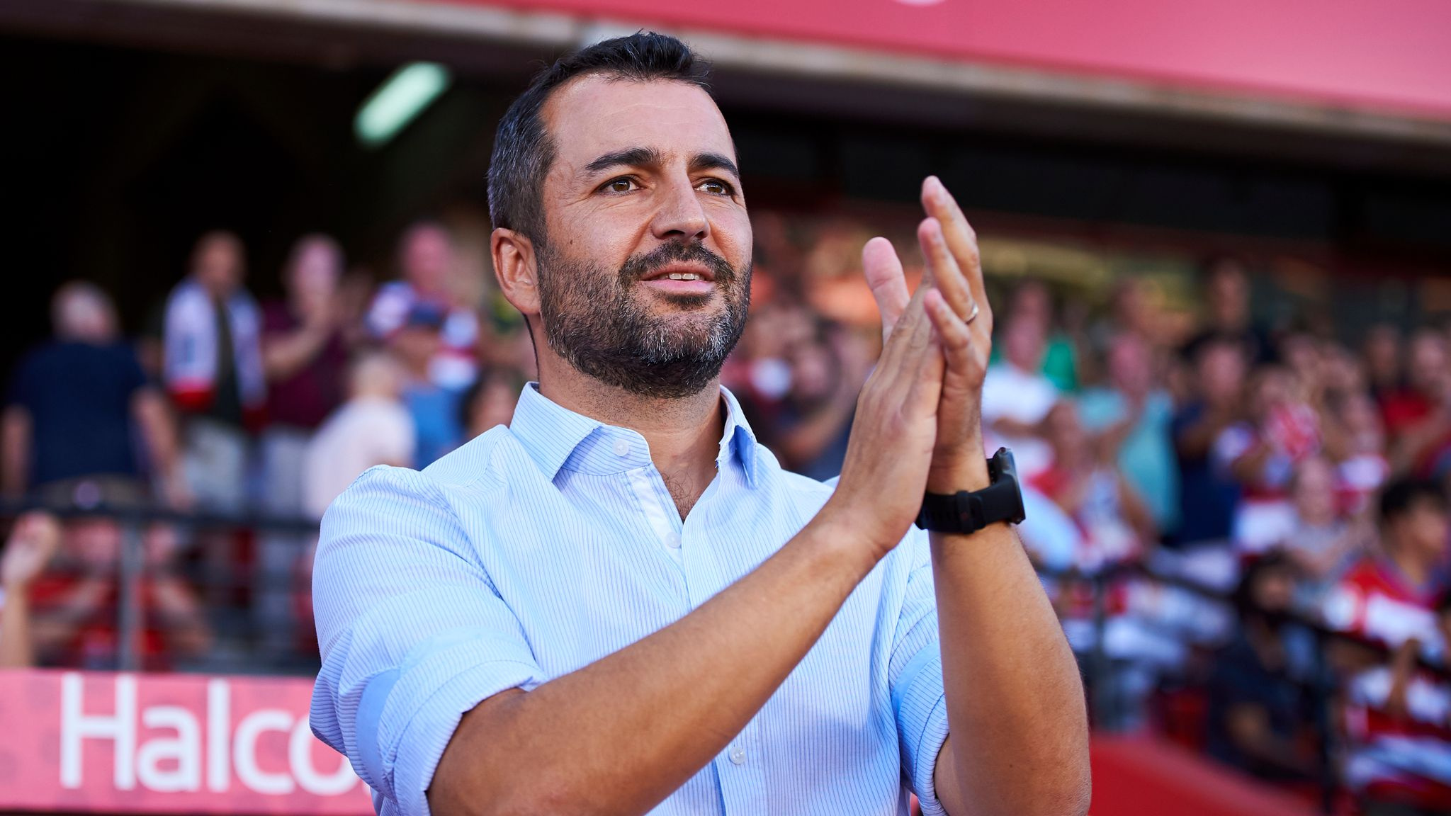 Granada top La Liga after stunning start by newly-promoted side