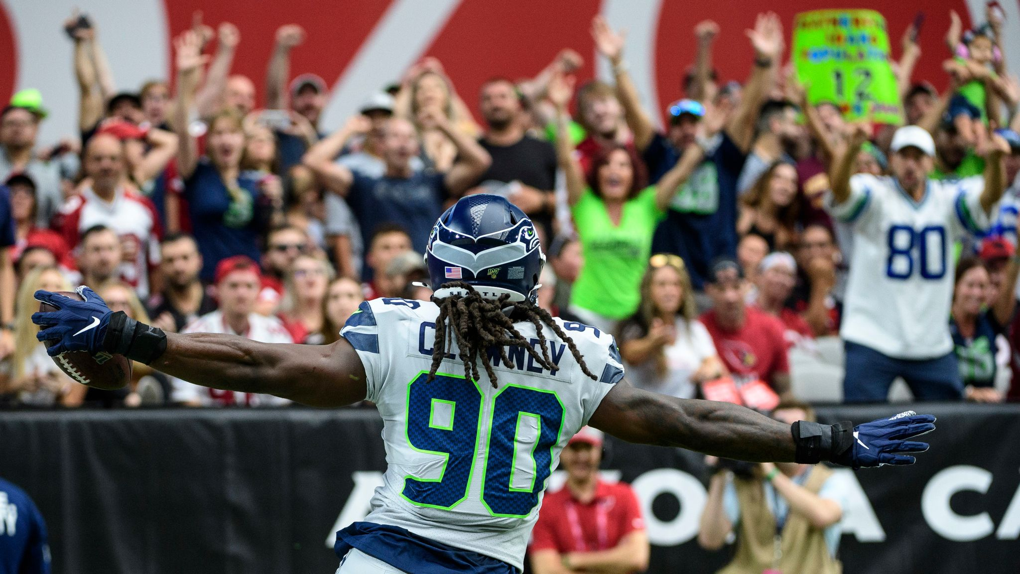 Los Angeles Rams @ Seattle Seahawks: Who will come out on top in NFC West rivalry match-up?