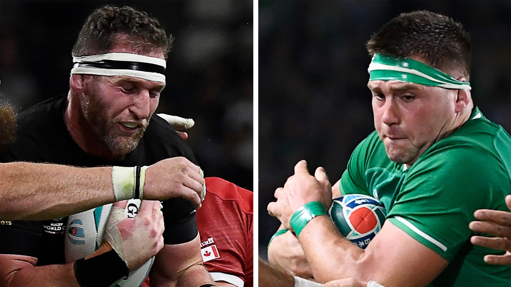 Rugby World Cup 2019: Vote for your New Zealand/Ireland combined XV