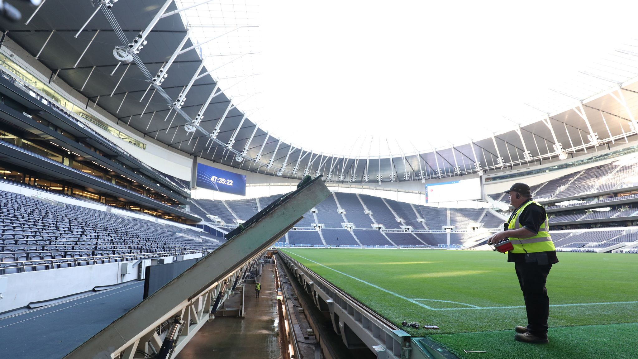 Tottenham Hotspur Stadium From Premier League To Nfl Nfl News Sky Sports